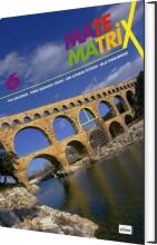 matematrix 6, grundbog - bog