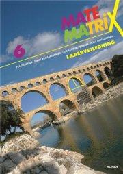 matematrix 6, lærervejledning - bog