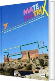 matematrix 7, grundbog - bog