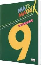 matematrix 9, lærervejledning - bog