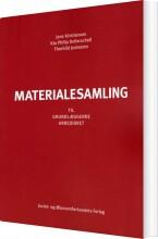 materialesamling - bog