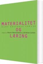 materialitet og læring - bog