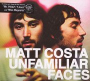 matt costa - unfamiliar faces - cd