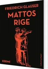 mattos rige - bog