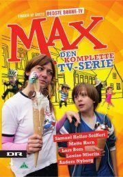 max - den komplette serie - DVD
