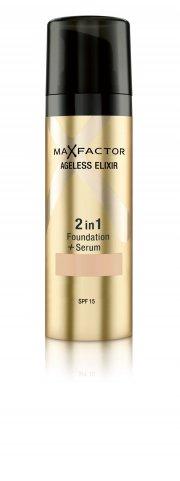 foundation - max factor ageless elixir 2in1 - natural - Makeup