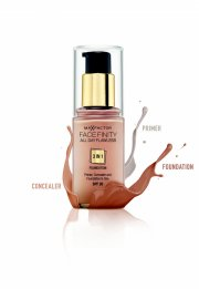 foundation max factor - all day flawless 3in1 - sand - Makeup