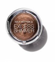 max factor øjenskygge - excess shimmer - bronze - Makeup