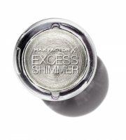 max factor øjenskygge - excess shimmer - crystal - Makeup