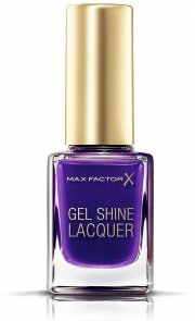 gel neglelak / negle lak - max factor glossfinity gel - lacq volet - Makeup