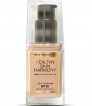 max factor healthy skin harmony foundation - light ivory - Makeup