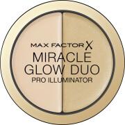 max factor - miracle duo glow light - Makeup