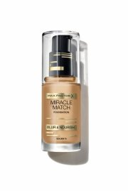 foundation - max factor miracle match foundation - golden - Makeup