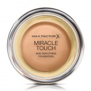 foundation - max factor miracle touch - bronze - Makeup