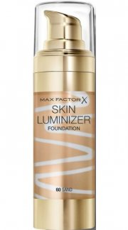 foundation - max factor skin luminizer - sand - Makeup
