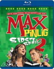 max pinlig 2 - sidste skrig  - Blu-Ray + Dvd