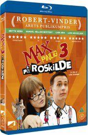 max pinlig 3: på roskilde - Blu-Ray