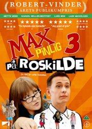 max pinlig 3: på roskilde - DVD