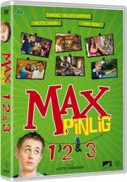 max pinlig // max pinlig 2: sidste skrig // max pinlig 3: på roskilde - DVD