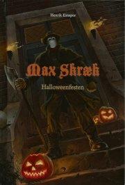 max skræk. halloweenfesten - bog