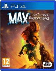 max: the curse of brotherhood - PS4