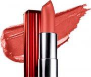 maybelline color sensational læbestift - 553 glamourous red - Makeup