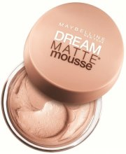 maybelline - dream matte mousse - 010 ivory - Makeup