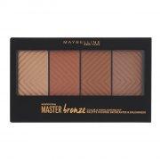 maybelline master bronze palette - Makeup