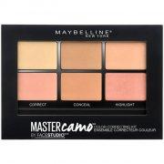 maybelline master camo concealer palette - 2 medium - Makeup