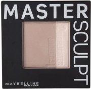 maybelline face studio master sculpt contour & hightlighter - medium / dark 02 - Makeup
