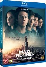 maze runner 3 - the death cure / maze runner 3 - dødskuren - Blu-Ray
