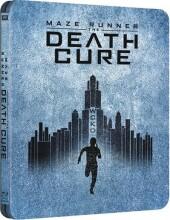 maze runner 3 - the death cure / maze runner 3 - dødskuren - steelbook edition - Blu-Ray