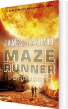 maze runner - udbruddet - bog
