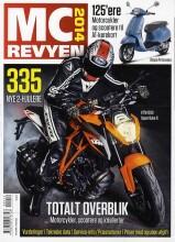 mc revyen 2014 - bog