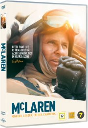 mclaren - dokumentar 2016 - DVD