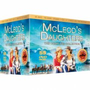 mcleods døtre - den komplette serie + the beginning - DVD