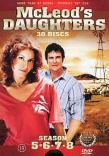 mcleods døtre - sæson 5-8 - DVD