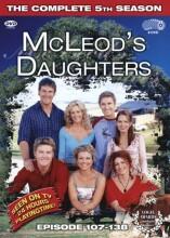mcleods døtre - sæson 5 - box - DVD