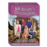 mcleods døtre the movie - collector box 2 - DVD