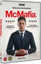 mcmafia - sæson 1 - bbc - DVD