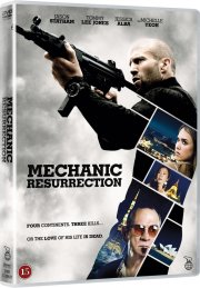 mechanic resurrection - DVD