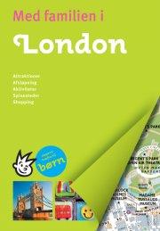 med familien i london - bog