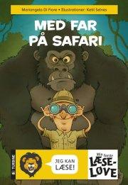 med far på safari - bog