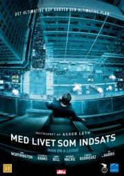 med livet som indsats / man on a ledge - DVD