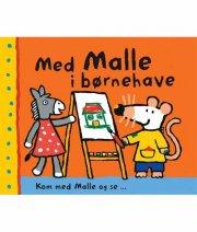 med malle i børnehave - bog
