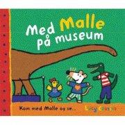 med malle på museum - bog