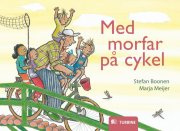 med morfar på cykel - bog