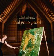 med pen & pensel - bog