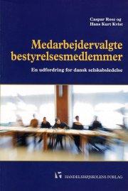 medarbejdervalgte bestyrelsesmedlemmer - bog