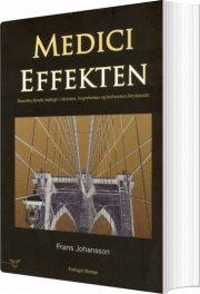 medici effekten - bog